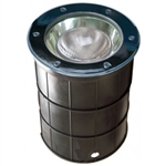 Dabmar DW1214 Stainless Steel In-Ground Well Light Stainless Steel