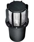 Dabmar DW15-B Cast Aluminum In-Ground Well Light Black