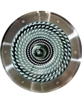 Dabmar DW1539 Stainless Steel In-Ground Well Light Stainless Steel