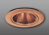 "Elco Lighting 3"" Low Voltage Diecast Trim with Adjustable Reflector-Copper"