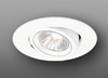 "Elco Lighting 3"" Low Voltage Trim with Pull Down-White"