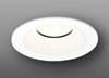 "Elco Lighting 3"" Low Voltage Diecast Trim with Adjustable Baffle- White"