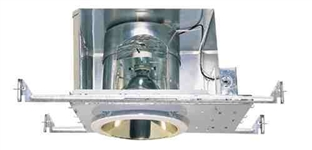 "Elco Lighting 6"" Line Voltage New Construction IC Double Wall Housing"