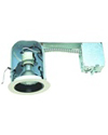 "Elco Lighting 4"" Line Voltage Remodel Non-IC Mini Housing"