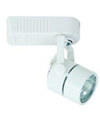 Elco Lighting Low Voltage Mini Cylinder Track Fixture-White