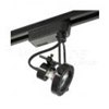 Elco Lighting Low Voltage Gimbal Ring Track Fixture-Black