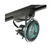 Elco Lighting Low Voltage Electronic High Tech Track Fixture-Black