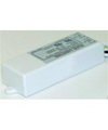 Elco Lighting 60VA 12V Electronic Transformer-White