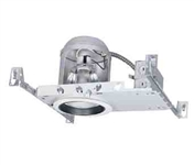 "Elco Lighting 5"" Line Voltage New Construction Steel Non-IC Housing"