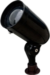 Dabmar FG22-B Fiberglass Directional Spot Light Black
