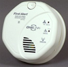 First Alert Battery Powered Wireless Interconnectable Smoke Alarm