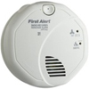 First Alert Battery Wireless Smoke and Carbon Monoxide Alarm  Voice Warning