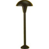 "Focus Lighting 12V 18W 5"" Mushroom Hat Area Light-Bronze Texture"