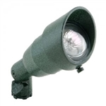 "12V 20W 2.6"" Adjustable Swivel Bullet Directional Light-Antique Verde"