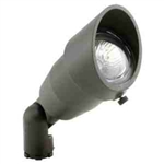 "12V 20W 2.6"" Adjustable Swivel Bullet Directional Light-Bronze Texture"