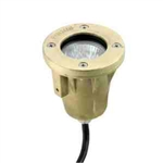 Focus Lighting 12V 20W Brass Underwater Light