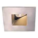 "WAC Lighting - 2"" Tesla High Output LED Wall Wash Trim - Square - Up to 540 Lumens - HR-2LED-T509"