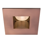 "WAC Lighting - 2"" Tesla High Output LED Downlight Trim - Square - Up to 615 Lumens - HR-2LED-T709"