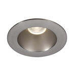 "WAC Lighting - 3.5"" Tesla High Output LED Shower Trim - Round - Up to 790 Lumens - HR-3LED-T218"