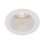 "WAC Lighting - 3"" LEDme Step Baffle Downlight Trim - Round - Up to 515 Lumens - HR-LED321"
