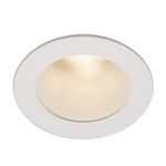 "WAC Lighting - 3"" LEDme Shower Trim - Round - Up to 515 Lumens - HR-LED331"