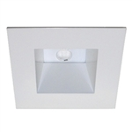 "WAC Lighting - 3"" LEDme Open Reflector Downlight Trim - Square - Up to 515 Lumens - HR-LED351"
