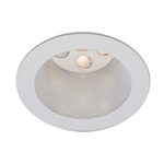 "WAC Lighting - 4"" LEDme Step Baffle Downlight Trim - Round - Up to 1003 Lumens - HR-LED421"