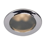 "WAC Lighting - 4"" LEDme Shower Trim - Round - Up to 1003 Lumens - HR-LED431"