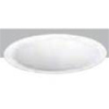 "Halo 6"" Low Voltage Trim and Baffle-White"