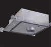 "Halo 3"" Low Voltage IC Rated New Construction Recessed Housing"