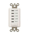 Intermatic 1-2-4-8 Hour. Electronic Auto Shutoff Timer-White