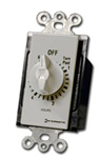 Intermatic 6 Hour Spring Wound Decorative Timer-White