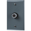 "120V 50-60Hz. 1800W ""T"" Fixed Mount Photocell with NEMA 3R Wall Plate"