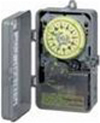 208-277V 3HP DPST Sprinkler and Irrigation Mechanical Timer with 14 Day Skipper