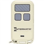 Intermatic Three Channel Handheld Radio Wireless Transmitter