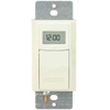 Intermatic Self-Adjusting Wall Switch Timer-Almond