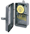 Intermatic 125V 24 Hour Rain Tight Double-Pole Mechanical Time Switch