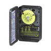 Intermatic 208-277V 40A 24 Hr SPDT Mechanical Timer