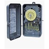 208-277V 40A 24 Hr DPST Mechanical Timer with Skipper and Carry-Over Motor