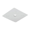 "Juno Lighting 4"" Outlet Box Cover-White"