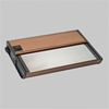 "Kichler 7"" 1-Light Modular Xenon Under Cabinet Lighting-Brushed Bronze"