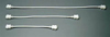 "Kichler 14"" Interconnect Cable for Modular Under Cabinet Lighting-White"