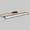 "30"" 4-Light All-In-One-Modular Xenon Under Cabinet Lighting Kit-Brushed Bronze"