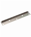 "Kichler 15756 Functional 9 Light 12 Volt 19"" LED Rail Light with Bracket from the LED Deck Collection"