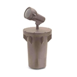 Kichler 15IGBLMHS175 Traditional Single Light Up Lighting Outdoor High Density Buried Ballast