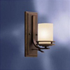 Kichler 1-Light Hendrik Wall Sconce-Olde Bronze