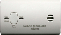 Kidde Battery Powered Carbon Monoxide Alarm