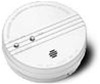 Hardwired Photoelectric Smoke Alarm with Battery Back-Up