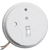 Hardwired Smoke Alarm with Battery Backup and Safety Light