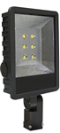 Westgate Mfg LF-160W-SF LED FLOOD LIGHT WITH 2 SLIP-FITTER